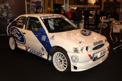Ford Escort WRC Car
