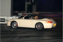 Porsche 911 driven by Vicki Butler-Henderson