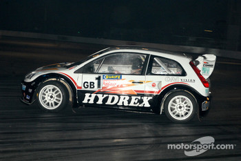Pat Duran's Rally Cross Ford Fiesta