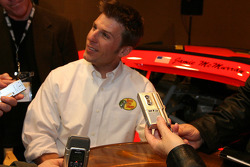 Earnhardt Ganassi Racing's newest driver Jamie McMurray
