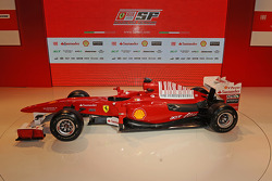 The new Ferrari F10