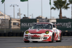 #22 Bullet Racing Porsche GT3: Ross Bentley, Sean McIntosh, Kees Nierop, Darryl O'Young, Steve Paquette