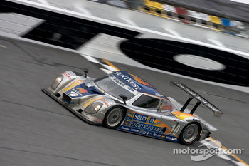 #10 SunTrust Racing Ford Dallara: Max Angelelli, Pedro Lamy, Ricky Taylor, Wayne Taylor