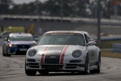 #89 Ranger Sports Racing Porsche 997: Marcelo Abello, Jose Armengol