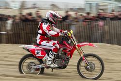 #45 Honda 490 4T: Olivier Thiollier