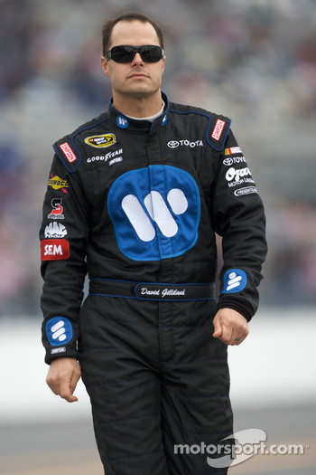 David Gilliland, BAM Racing Toyota