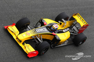 The 2010 Renault R30