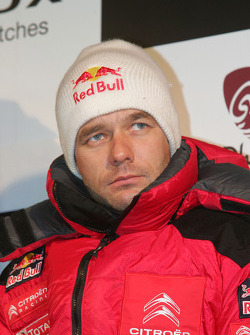 Sébastien Loeb, Citroën C4, Citroën Total World Rally Team