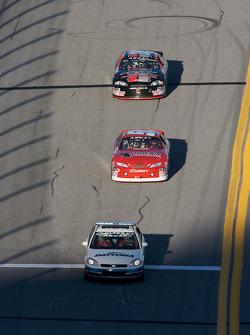Pace car leads James Buescher