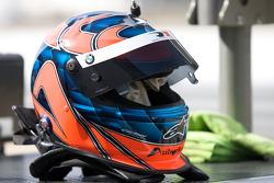 Helmet of Bill Auberlen