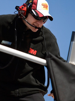 Greg Erwin, crew chief for Greg Biffle, Roush Fenway Racing Ford