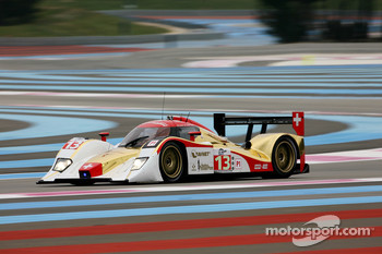 #13 Rebellion Racing Lola B10/60 Coupé - Rebellion: Andrea Belicchi, Jean-Christophe Boullion, Guy Smith