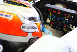 Nico Hulkenberg, Williams F1 Team steering wheel
