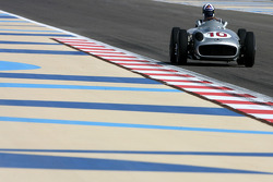 David Coulthard, Red Bull Racing, Consultant drives the 1954 Mercedes-Benz W196