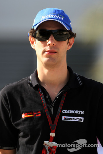 Bruno Senna, Hispania Racing F1 Team