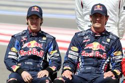 Sebastien Buemi, Scuderia Toro Rosso, Mark Webber, Red Bull Racing