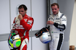 Felipe Massa, Scuderia Ferrari, Rubens Barrichello, Williams F1 Team