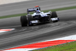 Nico Hulkenberg, Williams-Cosworth