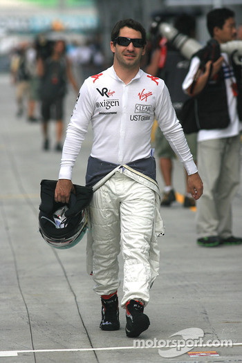 Timo Glock, Virgin-Cosworth