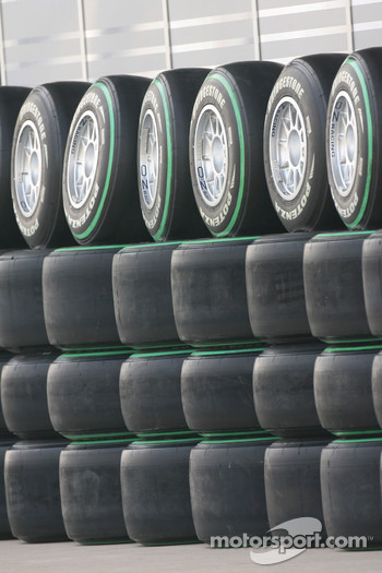 Bridgestone tyres
