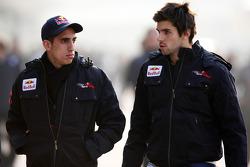 Sebastien Buemi, Scuderia Toro Rosso, Jaime Alguersuari, Scuderia Toro Rosso