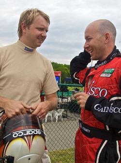 Ryan Dalziel and Jon Fogarty