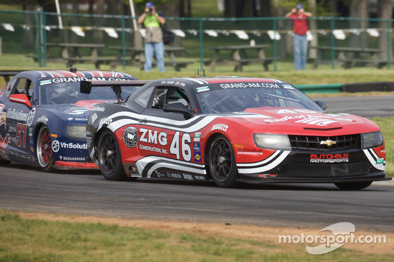 #46 Autohaus Motorsports Camaro GT.R: Shane Lewis, Andy Pilgrim