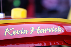Car detail of Kevin Harvick, Richard Childress Racing Chevrolet