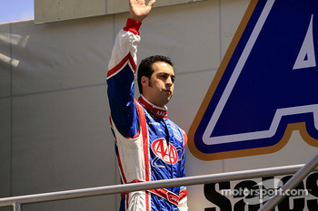 Drivers intro: Sam Hornish Jr., Penske Racing Dodge