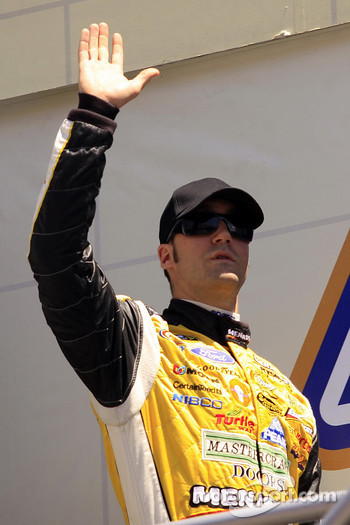 Drivers intro: Paul Menard, Richard Petty Motorsports Ford