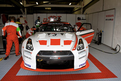 #3 Swiss Racing Team Nissan GT-R