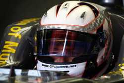 Christian Klien, test driver, Hispania Racing F1 Team