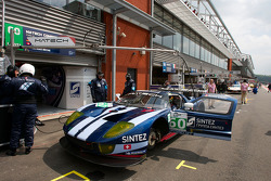 #60 Matech Competition Ford GT: Thomas Mutsch, Jonathan Hirschi, Mathias Beche