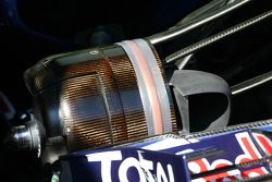 Brakes on the Red Bull