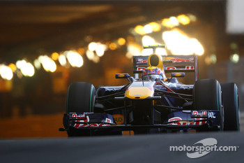 No DRS in the tunnel of Monaco