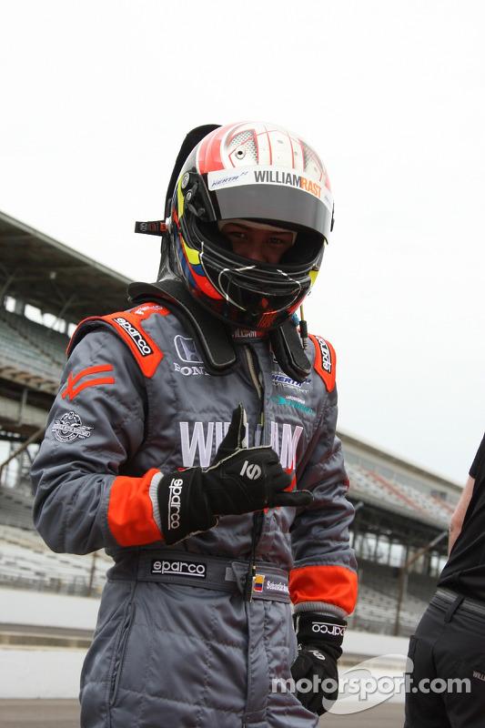 Sebastian Saavedra, Bryan Herta Autosport