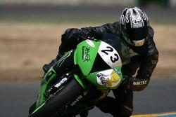 Vittorio Fabregas Vittorio Fabregas Kawasaki Ninja ZX-R