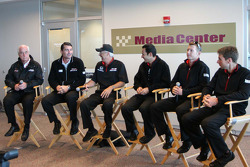 Team Penske Press Conference