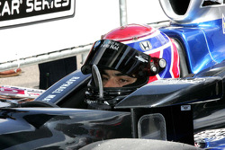 Raphael Matos, deFerran Dragon Racing waits to qualify