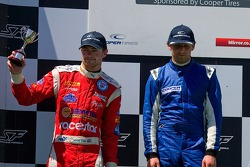 Menasheh Idafar and James Cole National Class Podium