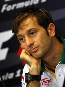 Jarno Trulli, Lotus F1 Team,