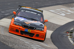 #80 Live-Strip.com Racing BMW 330i: Fabian Plentz, Kristian Nägele, Dennis Nägele, Rudi Seher