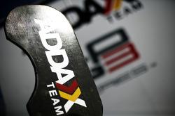 Addax team logo
