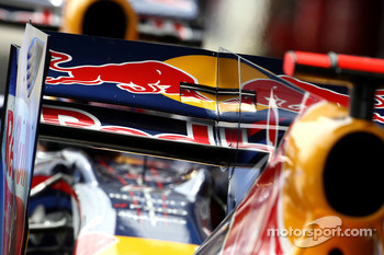 detail, Mark Webber, Red Bull Racing