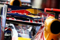 detail, Mark Webber, Red Bull Racing