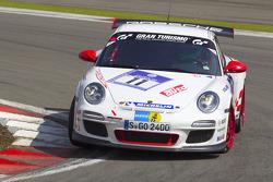 #11 Porsche AG Porsche GT3 RS: Patrick Simon, Horst von Saurma, Roland Asch, Chris Harris