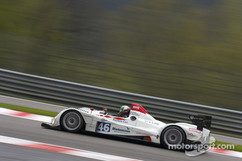 #46 JMB Racing Formula Le Mans Oreca 10: Peter Kutemann, Maurice Basso, John Hartshorne