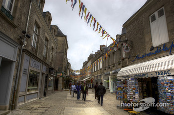 Visit of Brittany: medieval city in Guérande