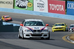 #64 Next Generation Motorsports BMW 330i: Ted Giovanis, Shawn Dewey