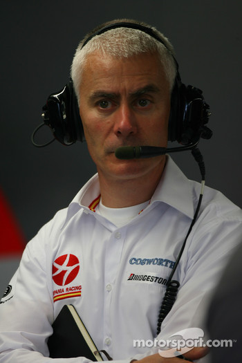 Geoff Willis, Hispania F1 Team